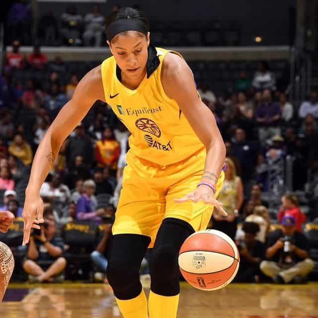 Candace Parker Bio: Brother, Daughter, Dunk & Net Worth