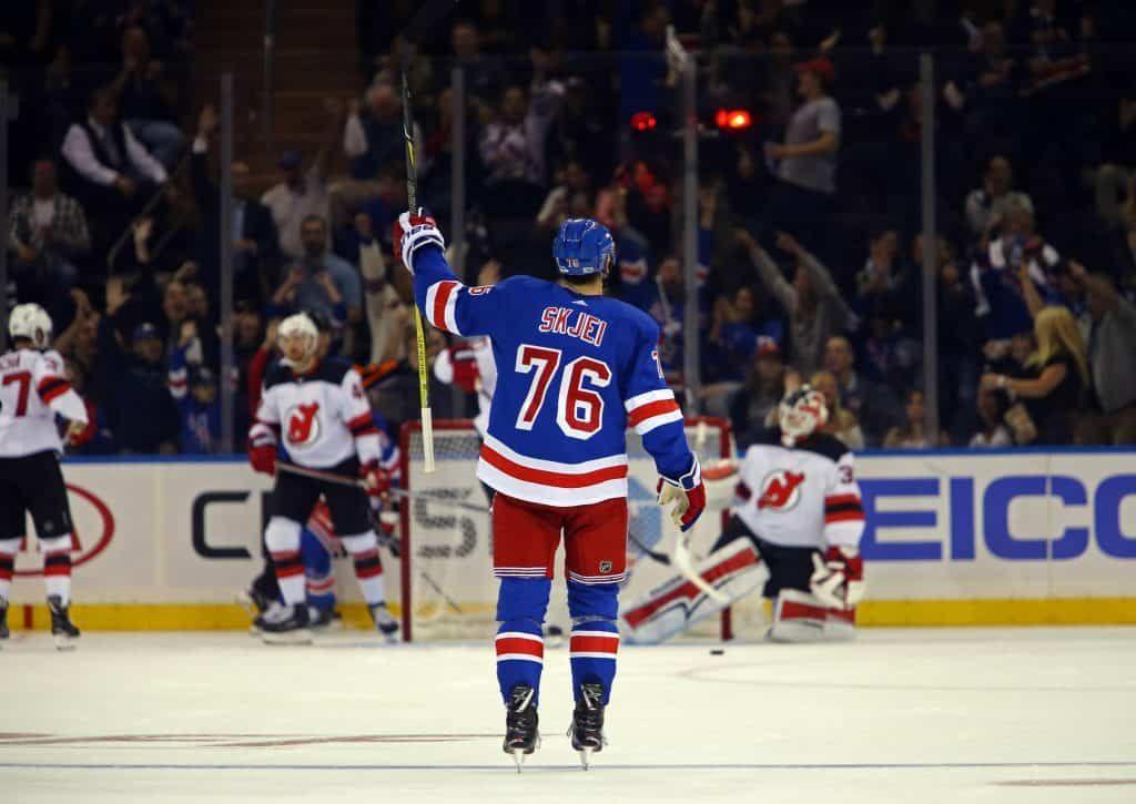 Брэди Скджей - карьера, семья, НХЛ, образование и собственный капитал