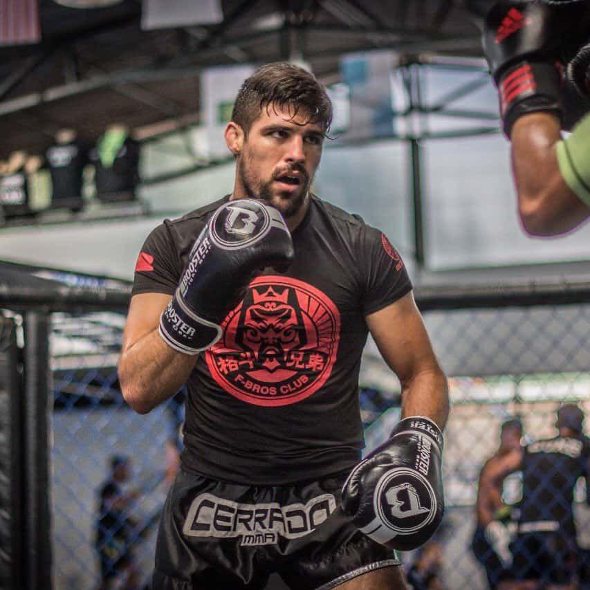 Vicente Luque Bio: MMA Career, Family & Net worth
