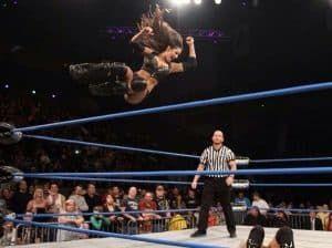 Брук Тессмахер Биография: карьера, TNA, модель, собственный капитал и дети