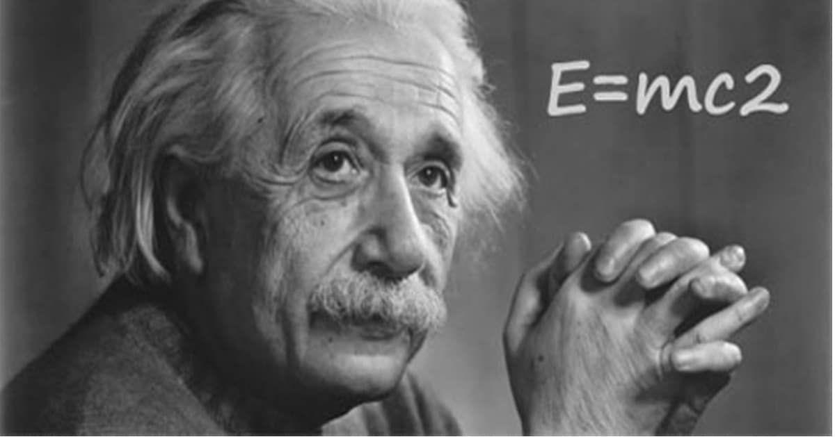 50 inspirerende citaten van Albert Einstein