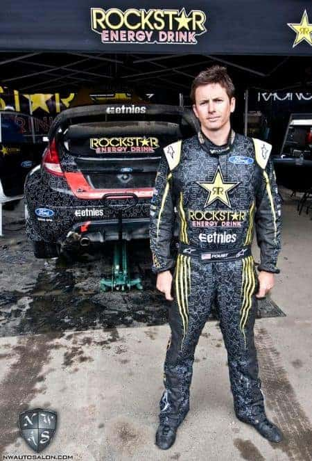 Tanner Foust Bio: Early Life, Wife, Cars & Net Worth