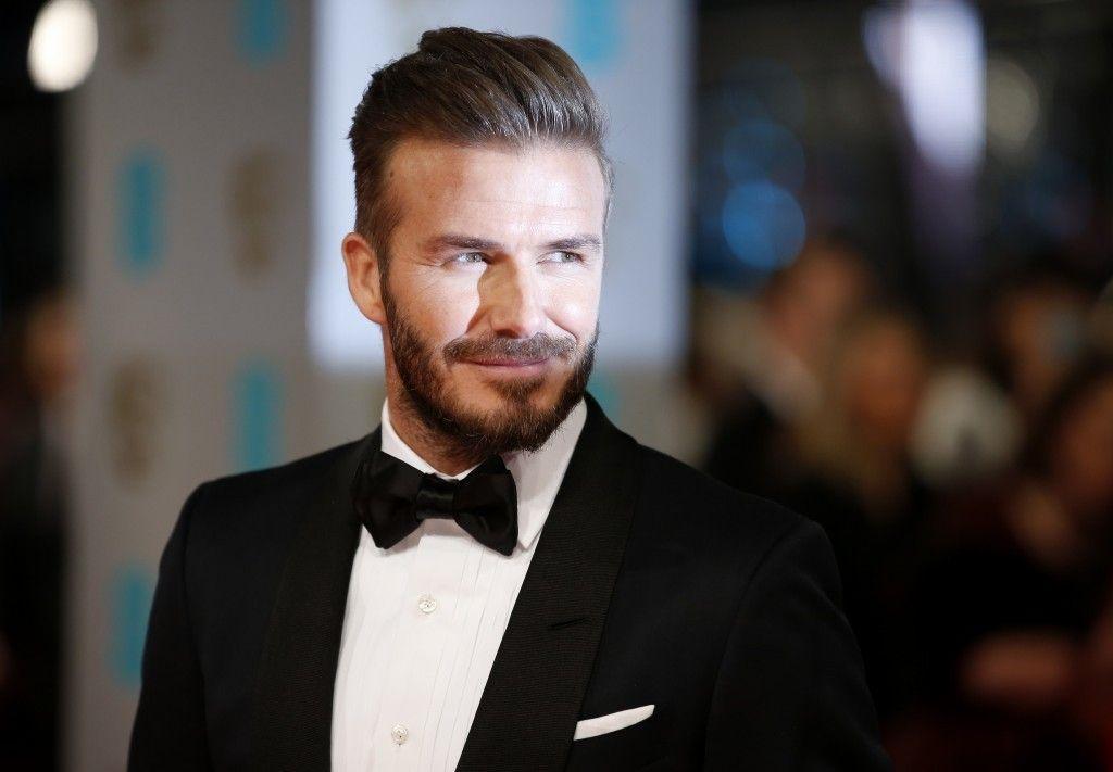 3 dos looks mais icônicos de David Beckham