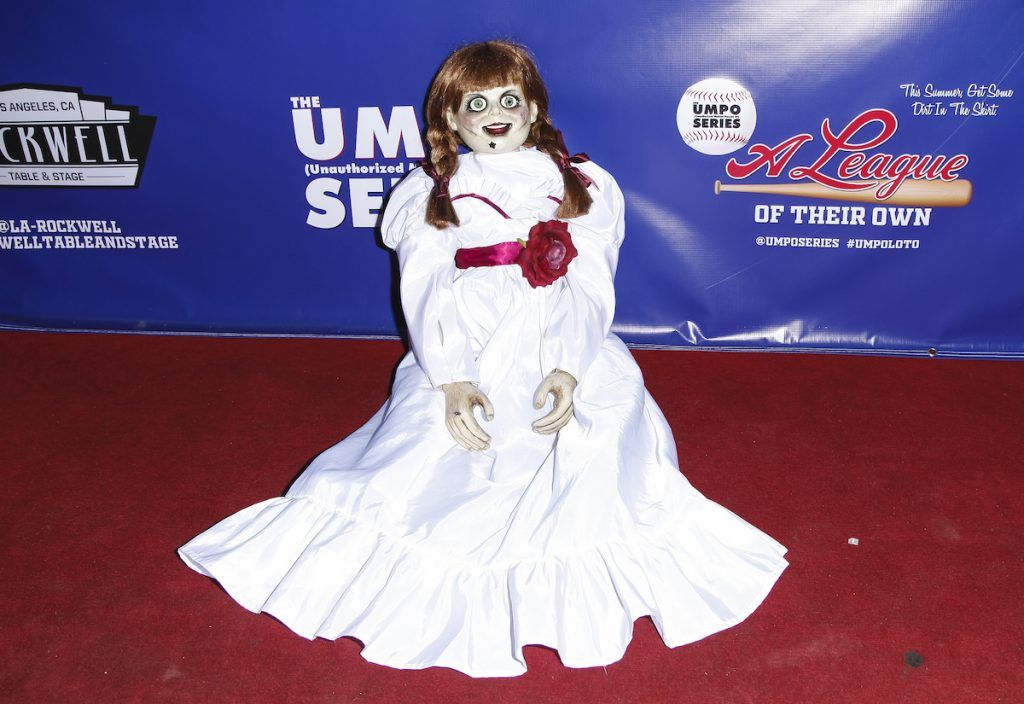The Story Behind 'Haunted' Annabelle Doll's 'Escape' Ó Mhúsaem Warren Occult Sums up 2020
