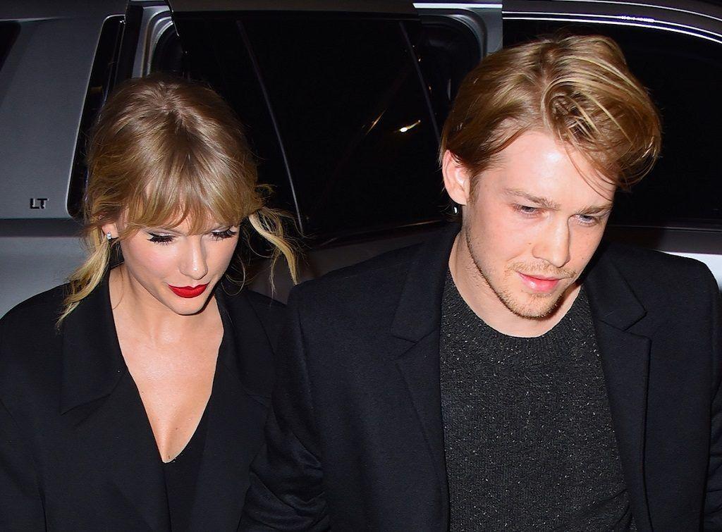 Fans kommen bei den Golden Globe Awards 2020 immer noch nicht über Taylor Swift und Joe Alwyn hinweg