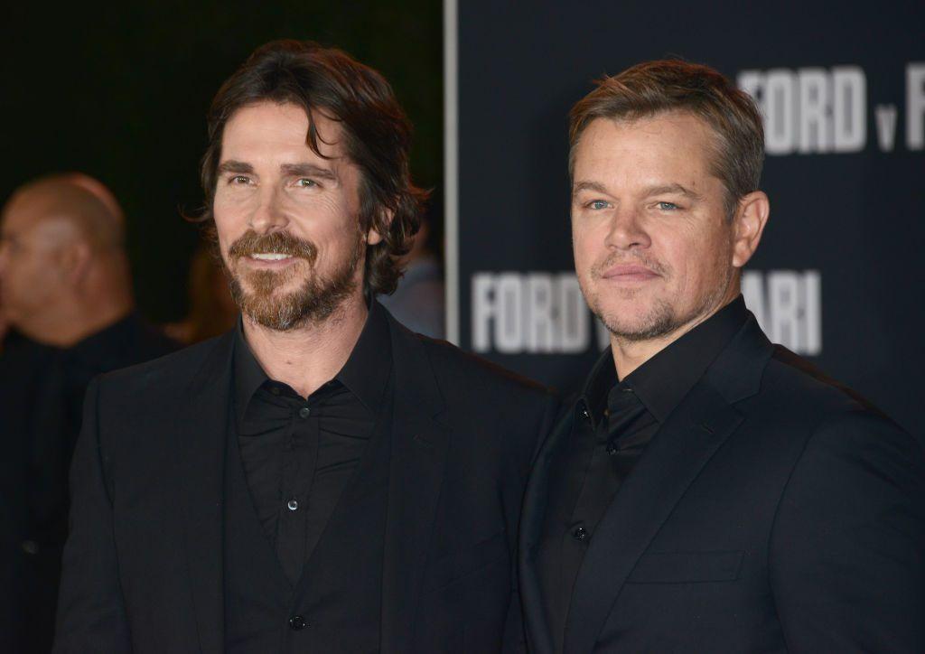 Christian Bale ou Matt Damon têm um patrimônio líquido maior em 2019?